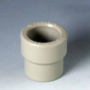 China Longevity more than 50 Years Plactic Socket / Coupling Polypropylene Tubing Fittings on sale