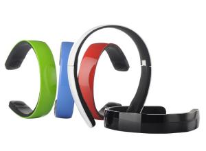China Hot Sale Hairpin Foldable Stereo Bluetooth Headset Headphone, HD Music Play for Smartphone on sale