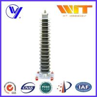 China 110KV Metal Zinc Oxide Lightning Surge Arrester Used in Substation Over Voltage Protection on sale