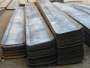 China Matal Plate Steel Water Stop Corrosion Resistance For Construction Project on sale