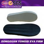 Hoja texturizada de EVA para los lenguados del zapato