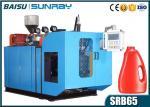 Máquina de molde líquida do sopro da garrafa do sabão do PE 26,5 quilowatts de consumo de energia SRB65-1