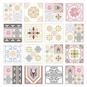 China Fashion Standard Glazed Ceramic Tile For Bathroom Floor Polished 200x200 on sale