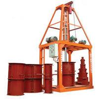 China vertical concrete pipe machine manufacturer in China on sale