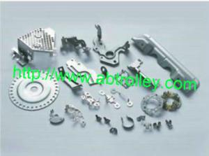 China stainless steel stamped parts, metal casting, precision casting, investment casting, on sale