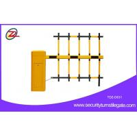 China Low Noise Security Arm Barrier Gate System for car parking management on sale