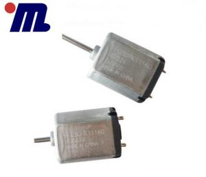 China Small size dc brushed motor FF-030PJK-11160 used in CAR DVD /remote control /sound equipment on sale