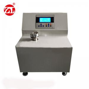 China Microcomputer Leather Cracking Testing Machine Test The Anti - Cracking Index on sale