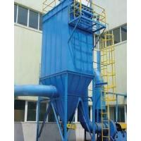 Automatic Cement Plant Pulse Jet Bag Filter Dust Collector With Air Cooler