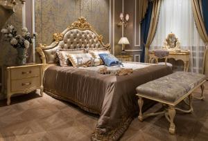 Bed neo classical bedroom sets antique Bedroom furniture ...