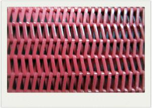 China Polyester Spiral Wire Mesh Belt Dryer Screen Widely Used In Filteration on sale