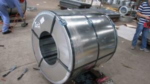China Hot Dipped Galvanized Steel Coils , SGCC(SGCH) / ASTM A653 / DX51D on sale