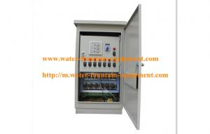 China Outdoor Galvanized Plate Control Box For Dancing Musical Fountain on sale