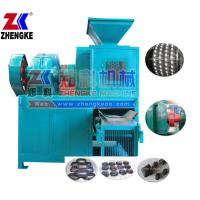 High capacity up to 30tph iron dust briquette machine