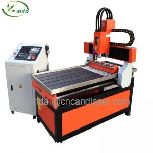 China 6090 CNC router for acrylic/mdf/plywood and PCB with ATC on sale