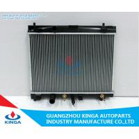 China Performance 2005 VITZ Toyota Car Radiator With Aluminum Core and Plastic Tank AT on sale