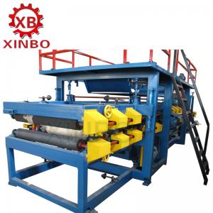 China sandwich panel roll forming machine on sale