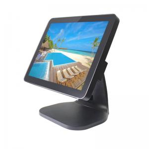 China 400 CD / M2 Point Of Sale Systems , 10 - Ponits Capacitive Android Pos Device on sale
