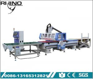 China Woodworking Custom CNC Router Machine With Automatic Loading & Unloading Function on sale