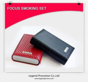 China 2013 hot sailing Leather cigarette case with magnet on sale