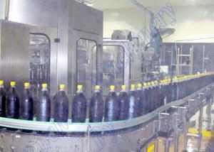 China Bottled Cola Production Beverage Filling Machine / Drink Bottling Machine on sale
