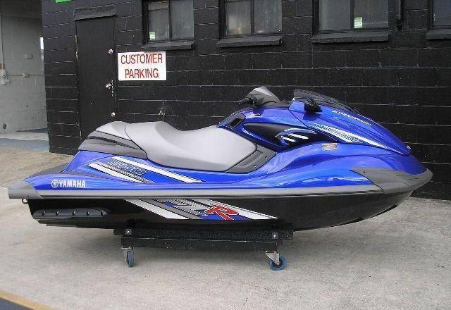 Yamaha Sho Jet Ski Weight