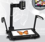 High Resolution, Desktop Document Camera For Teachers, USB2.0 port for image download