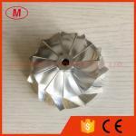 GT3037 11+0 blades 57.04/76.13mm 452708-0001 bore 5.99mm Performance billet/milling compressor wheel for 700382-12/70017