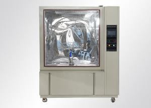 China IEC60529 Resistance Rain Splash Water Test Chamber / Environmental Test Equipment on sale