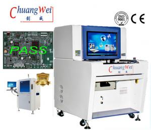 China Professional High Accuracy Automated Optical Inspection With Visual Color CCD camera on sale
