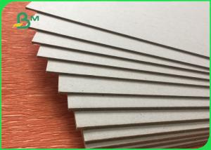 China Laminated Book Binding Board 1.5mm 2mm 3mm Folding Resistance For Stationery on sale