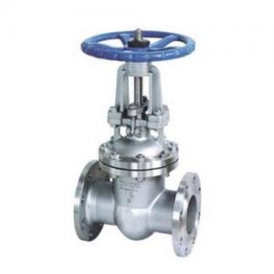 China High quality Stainless Steel Flanged Gate Valve Hot sale!!! on sale
