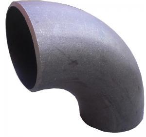 China Pouce LR BW de 1/2 mamelons de tuyau d'acier au carbone de 90 degrés et garnitures de tuyau de soudure de prise on sale