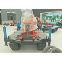 XY-1 Down The Hole Drill Rig , Geological Drilling Rig Machine