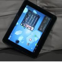 Black 8 inch Android Tablet PC Dual Core Play Book with Wifi , Camera , FCC , CE , RoHs