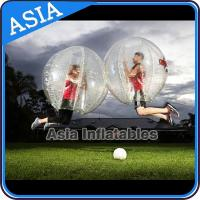 1.0mm PVC/TPU Soccer bubble , Recreational soccer , Wholesale ball pit balls , Loopy ball