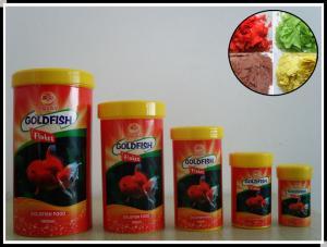 China Goldfish Flake Fish Food on sale