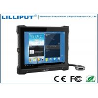 9.7 Inch Industrial Panel PC / Power over Ethernet industrial touch screen pc