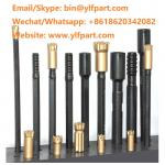 Rock drill Atlas T45 T35 T51 drill rigs spare parts 90515313 Drill speed Rod Fast Connection Mf Speed Extension Rod