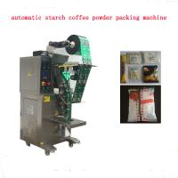 High Efficiency Coffee Packaging Machine 304/316 Stainless Steel Frame Body