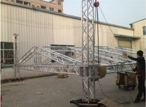 China Square Smart Stage Aluminum Lighting Truss Light Weight For Exhibition on sale