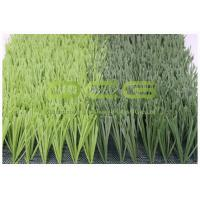 High Dtex / Density Synthetic Artificial Grass Lawn Excellent Color Fastness