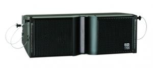 China BADOO SOUND LS206 dual 6.5inch mini line array speakers for concert/live show spekaers on sale