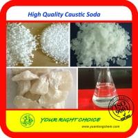 China 99%Min caustic soda prills on sale