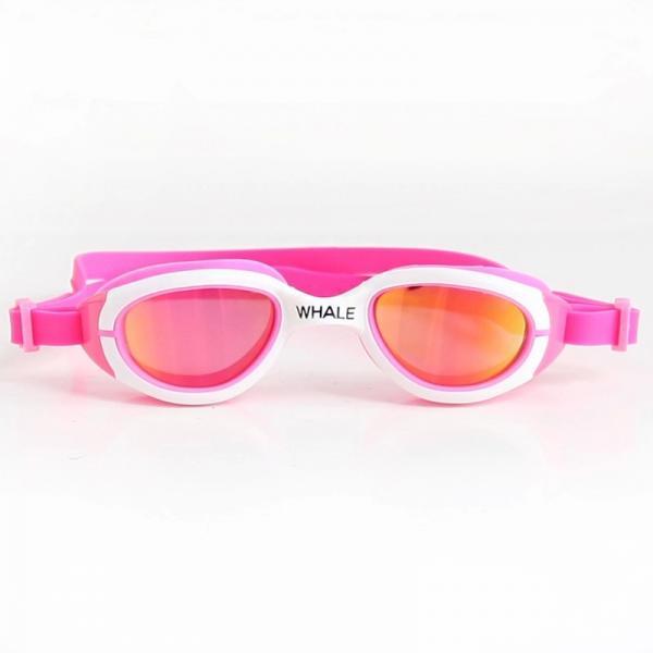 255d963f0de Custom Fashion Kids Prescription Swim Goggles With Nose Cover