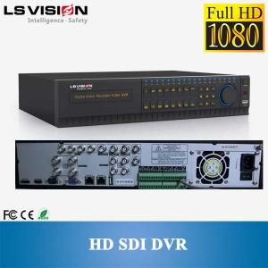 China LS VISION 1080p hd security system 4ch hd sdi dvr on sale