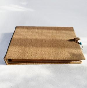 China 70 pages Fabric photo Album // Scrapbook Album // Wedding Album // Graduation Photo Album on sale