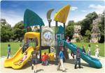 Children Game Outdoor Playground Equipment LLDPE Smaller Structure KQ60023B