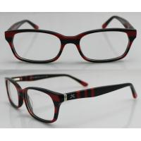 China Stylish Custom Handmade Acetate Optical Eyeglass Frames For Ladies, 52-17-135mm on sale