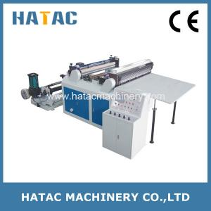China Automatic Film Slitting and Sheeting Machine Paper Crosscutting Machine Paper Sheeter on sale